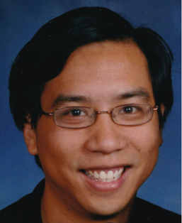 Tim Lin Head shot