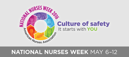 National Nurses Week 2016