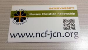 Ncf business cards nurses christian fellowship ncf business cards colourmoves