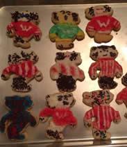 Bucky cookies