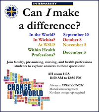 Can I make a difference?