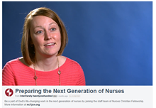 Preparing the Next Generation of Nurses